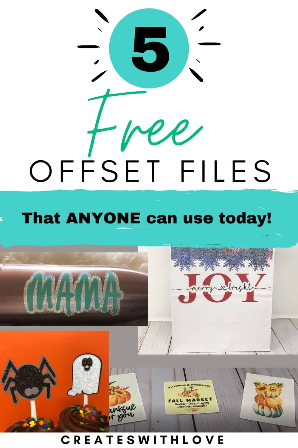 5 free offset files that anyone can use today