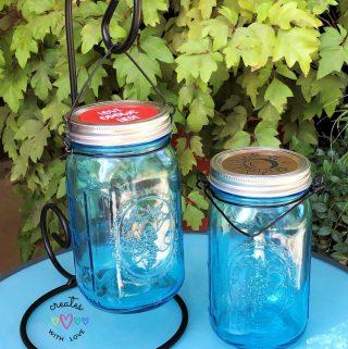 Mason Canning Jar Light
