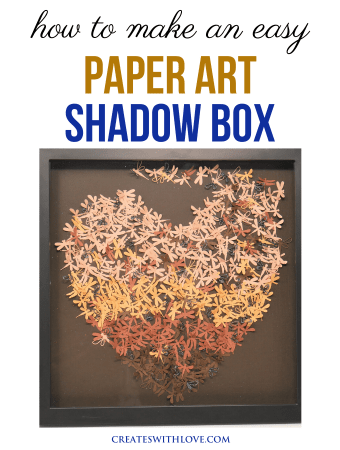 Shadow Box Paper Art