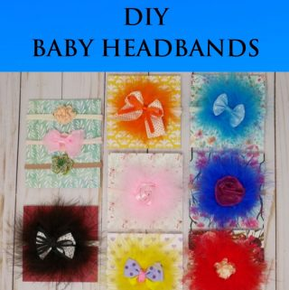 baby headbands diy