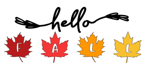 "FREE ""hello fall"" file located in my free resource library"